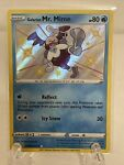 Pokemon -Shining Fates - Galarian Mr. Mime - SV020/SV122 -Shiny Holo Rare MINT