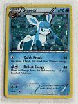 Pokemon TCG Card Black Star Promo GLACEON BW90