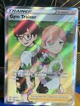 Gym Trainer 068/072 Pokemon TCG Shining Fates Ultra Rare Full Art Trainer NM
