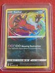 Yveltal 046/072 Pokemon TCG Shining Fates Amazing Rare Near Mint