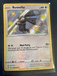 Bunnelby SV097/SV122 Shiny Holo Rare Pokemon Shining Fates Shiny Vault NM