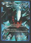 Darkrai BW73 Full Art Team Plasma Pokemon Card Holo Rare Promo Played