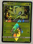 Celebi Prism Star 19/214 - Holo Rare - Pokémon Sun & Moon Lost Thunder