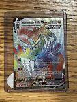 Pokemon Battle Styles Rapid Strike Urshifu VMAX Secret Rainbow Rare 169/163 - NM