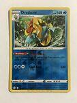 Drednaw Pokemon Card - Shining Fates 027/072 - Reverse Holo