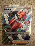 Ball Guy 065/072 Full Art Trainer Card Shining Fates Pokemon TCG Near Mint