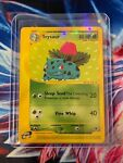 Ivysaur 82/165 LP/NM Vintage Expedition Pokemon Card. Free Tracked Shipping -I42