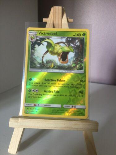 Victreebel 15//214 Rare Reverse Holo Pokemon Card TCG Unbroken Bonds NM