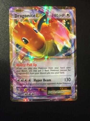 Dragonite EX 72//108 NM//M MINT XY Evolutions Full Art Ultra Rare Holo Pokemon